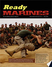 NEW! Ready MARINES Magazine!