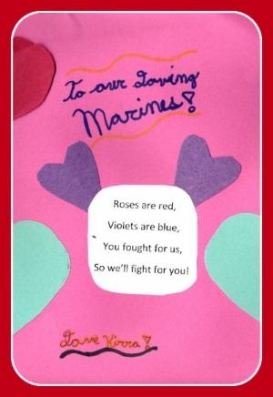 loving marines