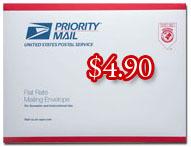 Priority Mail Flat Rate Envelope