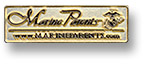 Marine Parents Lapel Pin
