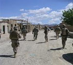 2/7 Conducts Combat Patrol in Afghanistan