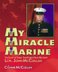 My Miracle Marine by Connie McClellan