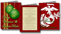 Marine Corps Christmas Cards