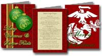 Marine Corps Christmas Cards