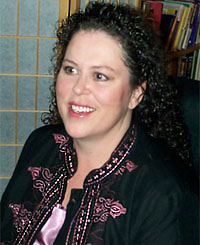 Tracy Della Vecchia Founder of MarineParents.com