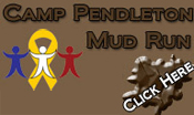 Camp Pendleton Mud Run and Quantico's Run Amuck