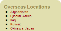 Overseas Locations - Information pages