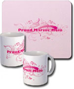 NEW! Personalized Mug and Mouse Set!