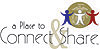 Connect & Share Logo Trademarked