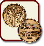 Coins of Faith from The EGA Store