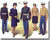 Marine Corps Uniforms
