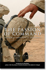 The Passion of Command: Recommendation from the Founder