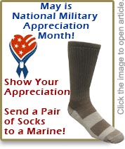 Natl Military Appreciation Month Covert Threads Operation Sock Attack