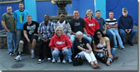 Purple Heart Hero Support™ takes Marines to Knottsberry Farm