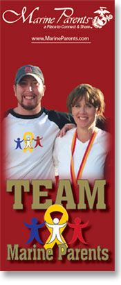 Team Marine Parents Brochure