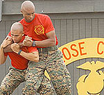 MCRD SD DI Marial Arts Self Defense USMC Photo