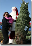 Trees for Troops Brightens Holiday Spirits
