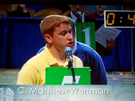Wertman Matt
