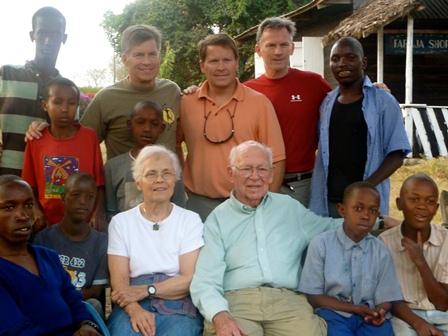 faraja tolmie family