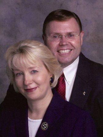 Reynolds and husband