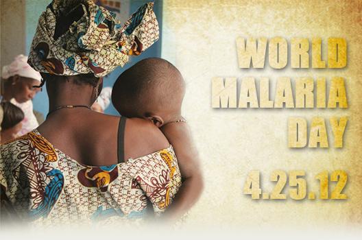 Malaria Day ELCA