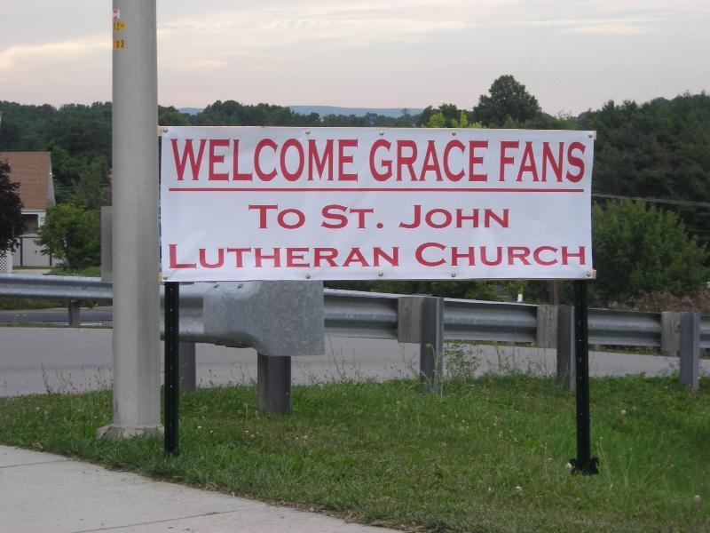 grace fans