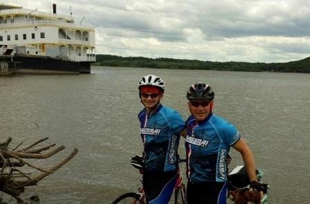 LFS bikers in Iowa