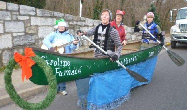 Caroline Furnace float