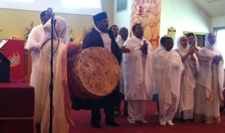 Ethiopian singers