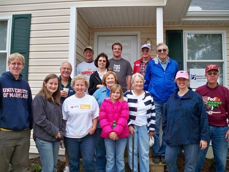 Pulaski volunteers