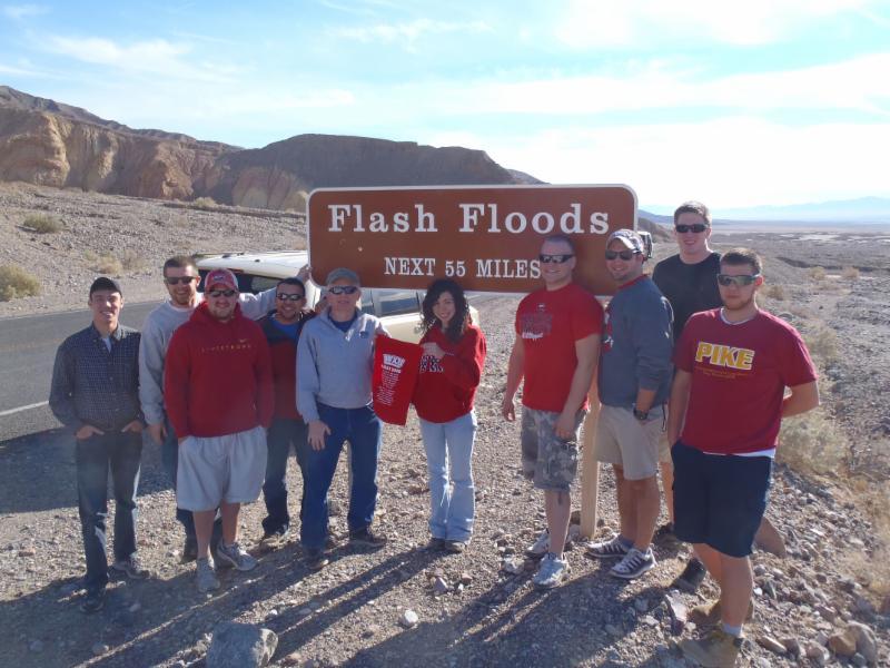 Degrees in Floodplain Management