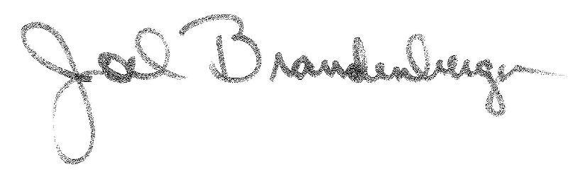 Joel signature