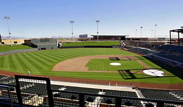 Spring Training Field