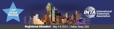 INTA Banner 2013 Dallas TX MCR Attendee