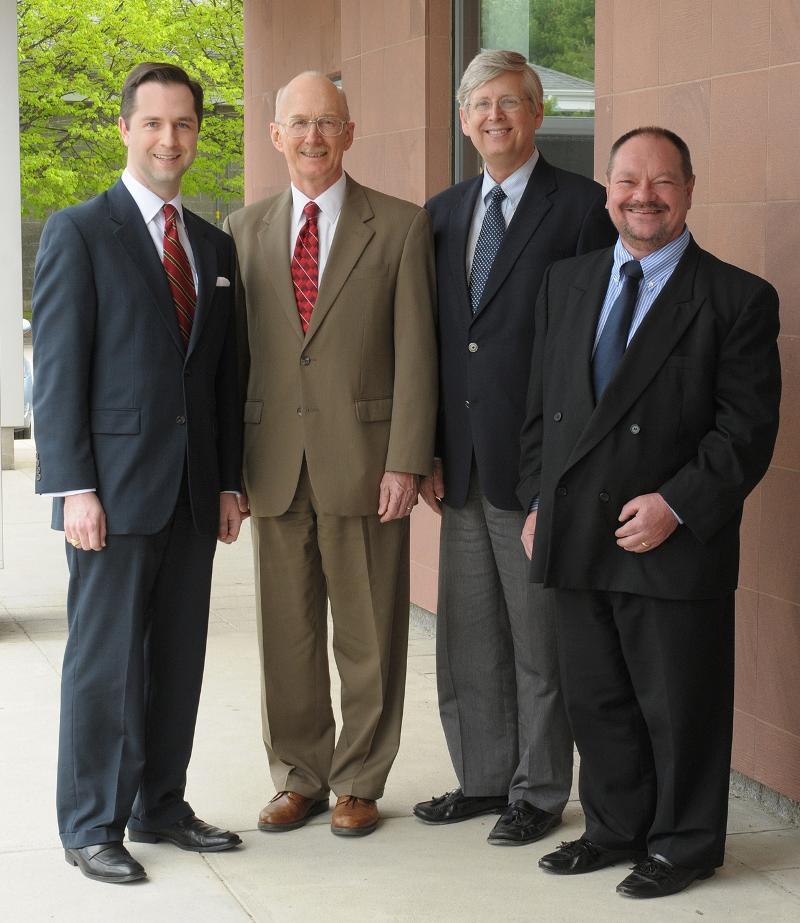 Andrew, Vern, Doug, David