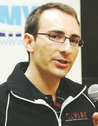 Andrew Richards of TechLok