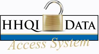HHQI Data Access System logo