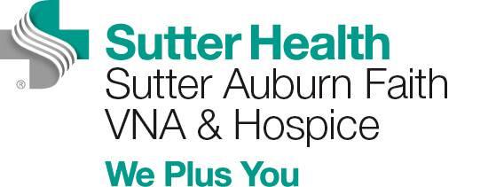 Sutter Auburn Faith VNA & Hospice logo