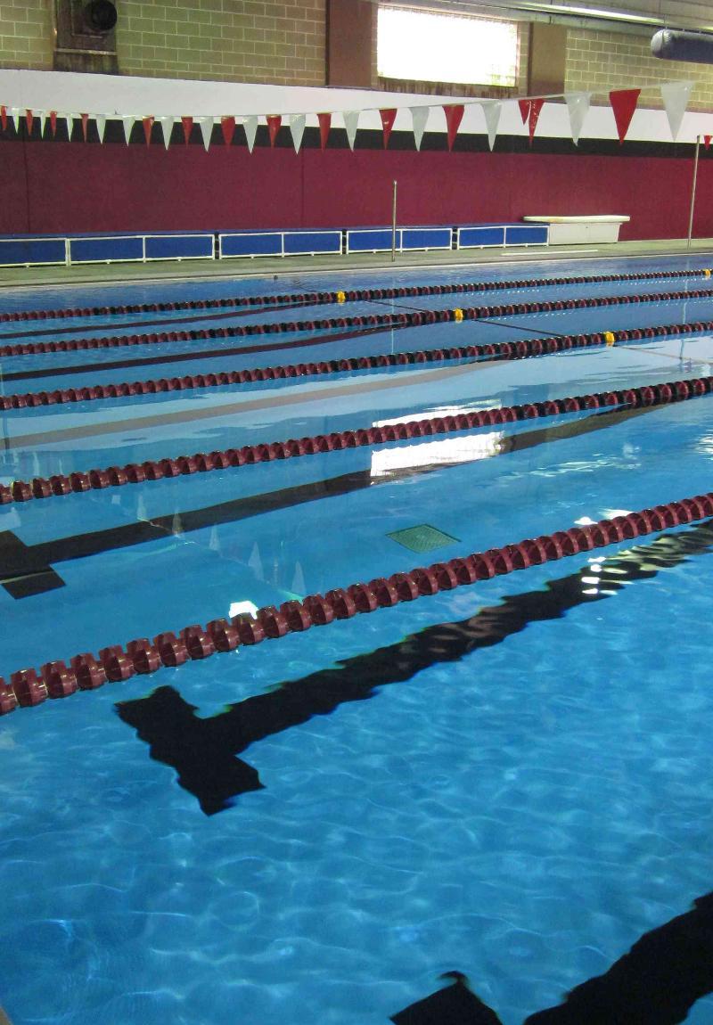 Swim A Thon To Benefit Wcc And Crimson Aquatics
