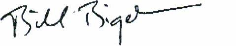bigelow signature