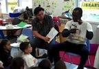 Roving Readers Parent team