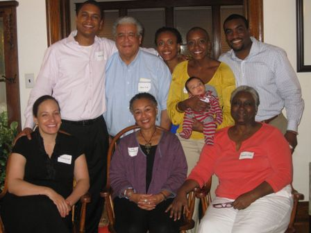 Tull Family with Judy Richardson