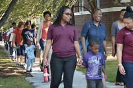 Tellin Stories Community Walks