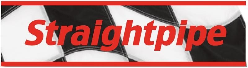 Straightpipe logo
