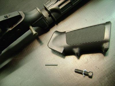 All Pistol Grip Parts