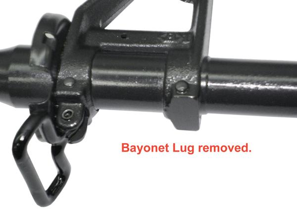 No Bayonet Lug