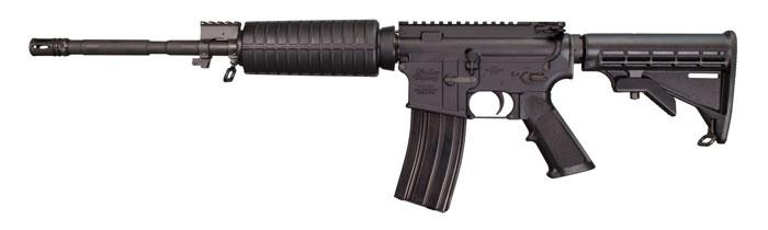 SRC Carbine - Left Side