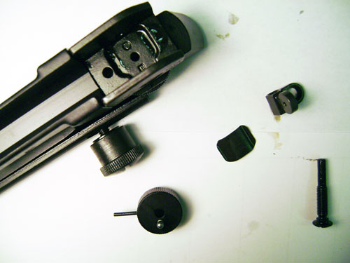 Rear Sight Parts