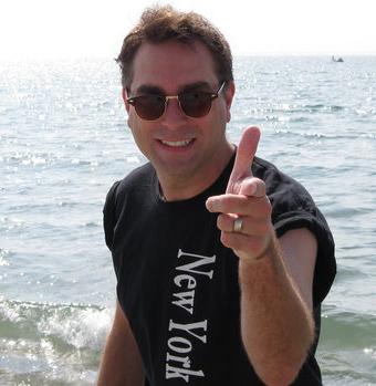 Erik W at Ocean