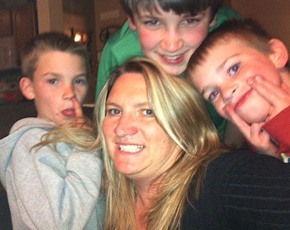 Nicole & Boys